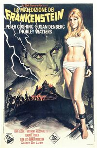 Bild Frankenstein Created Woman
