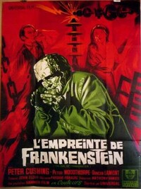 Bild The Evil of Frankenstein