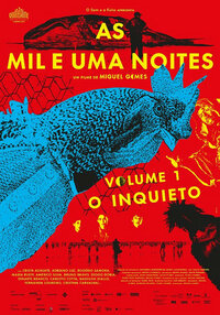 Bild As Mil e Uma Noites: Volume 1, O Inquieto