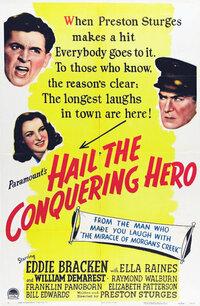 Bild Hail the Conquering Hero