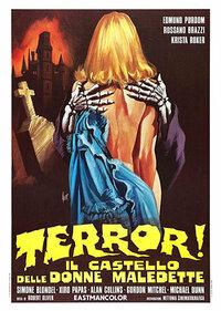 image Terror ! Il castello delle donne maledette
