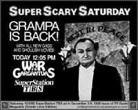 image Super Scary Saturday