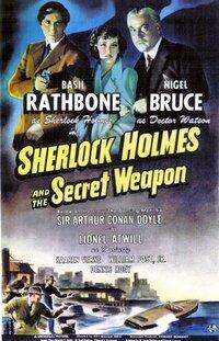 Bild Sherlock Holmes and the Secret Weapon