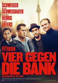 image Vier gegen die Bank