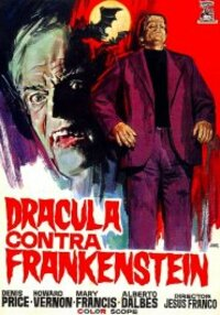 image Dracula contra Frankenstein