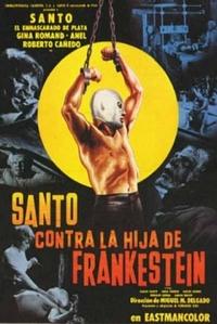 Bild Santo vs. la hija de Frankenstein