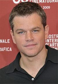 image Matt Damon
