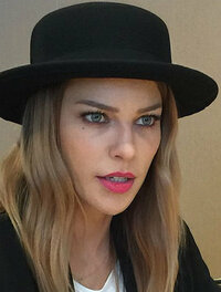 Bild Lauren German