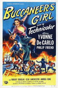 Bild Buccaneer's Girl