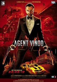 Bild Agent Vinod