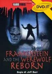 Bild Frankenstein & the Werewolf Reborn !