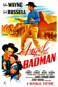 Bild Angel and the Badman