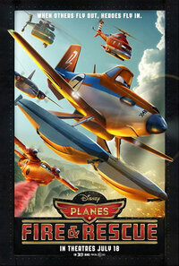 Bild Planes: Fire & Rescue