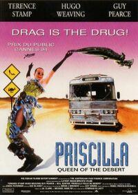 Bild The Adventures of Priscilla, Queen of the Desert