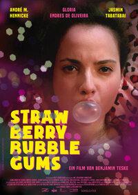 image Strawberry Bubblegums