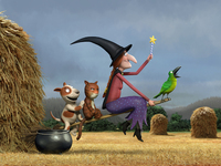 Bild Room on the Broom