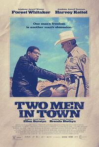 Bild Two Men in Town