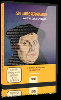 Bild Luthers Kampf um die Wahrheit