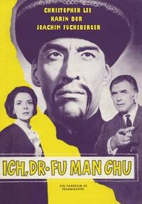 Bild The Face of Fu Manchu