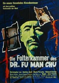 image Die Folterkammer des Dr. Fu Man Chu