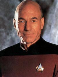Bild Captain Jean-Luc Picard