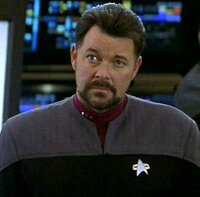 Bild Commander William T. Riker