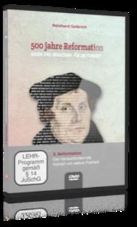 Imagen Reformation - Der herausfordernde Kampf um wahre Freiheit