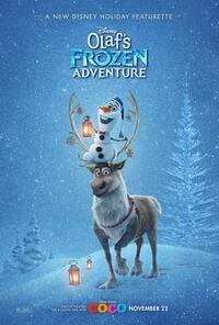 Imagen Olaf's Frozen Adventure