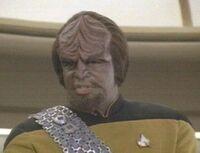 Bild Lt. Commander Worf