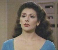 image Commander Deanna Troi