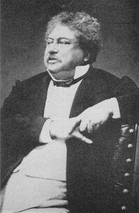 Bild Alexandre Dumas