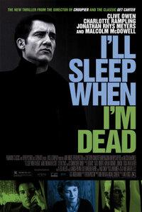 Bild I'll sleep when I'm dead