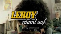 Bild Leroy räumt auf