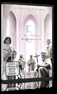 image Die 5 grossen Reformatoren