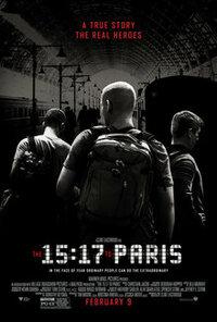 image The 15:17 to Paris