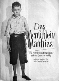 Bild Das Menschlein Matthias