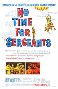 image No Time for Sergeants