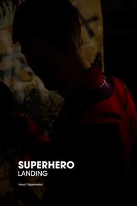 image Superhero Landing