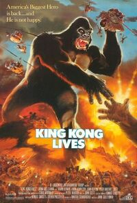 Bild King Kong Lives