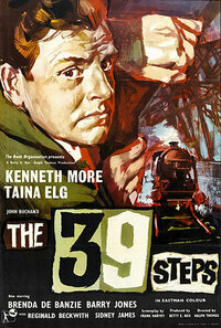 Bild The 39 Steps