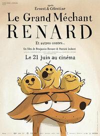 Imagen Le grand méchant renard et autres contes...