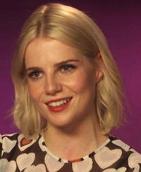 image Lucy Boynton