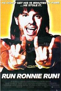 Imagen Run Ronnie Run