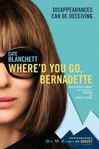 image Where'd You Go, Bernadette