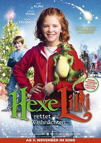 Bild Hexe Lilli rettet Weihnachten