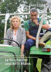 image 24 Milchkühe und kein Mann