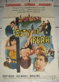 image City of Fear