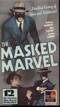Bild The Masked Marvel