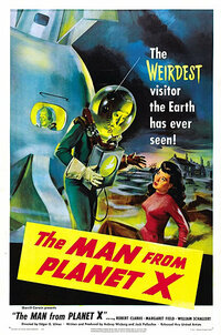 image The Man from Planet X