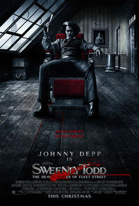 Bild Sweeney Todd: The Demon Barber of Fleet Street
